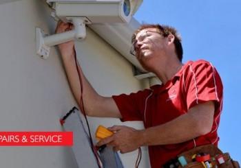 security system surveillance cameras