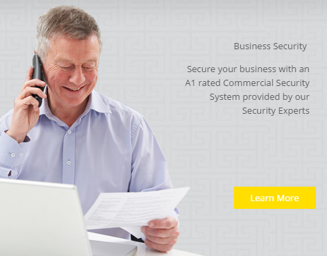 Business & Commercial Alarm Security Systems